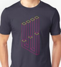 Impossible Shapes: Columns T-Shirt