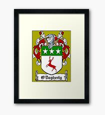 O'Dogherty (Donegal)  Framed Print