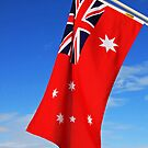 Maritime Flag & Perth by Robert Abraham