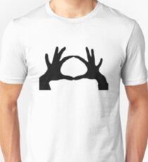 3OH!3 Hands Unisex T-Shirt