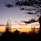 Cottesloe Sunset Two by Robert Phillips