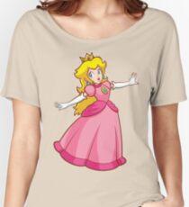 Prinzessin Peach! Baggyfit T-Shirt