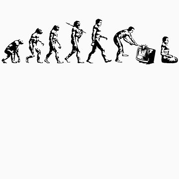 Evolution of the Mind by mammalwear