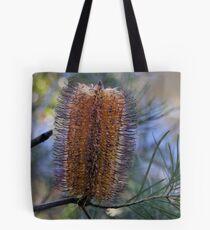 Lake Parramatta Banksia Tote Bag