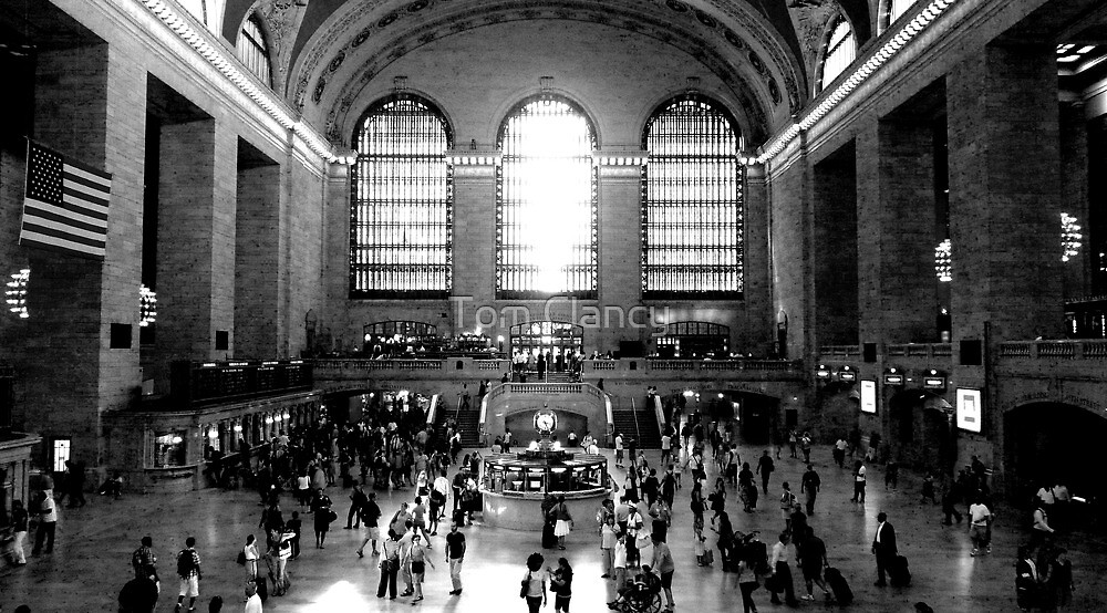 Grand Central Station by Tom Clancy