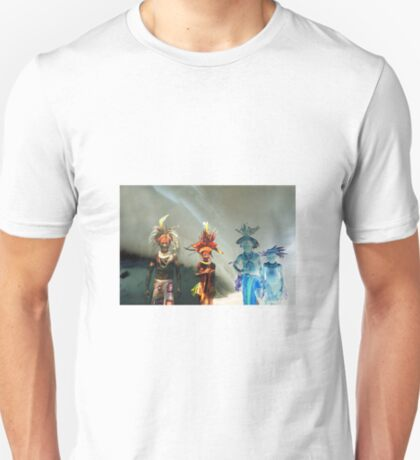 Opening of Airstrip at Bank, Western Highlands, Papua New Guinea T-Shirt