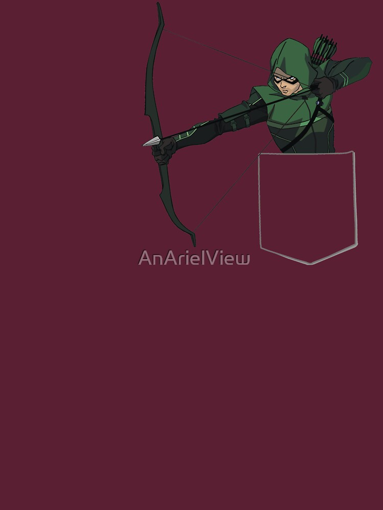 Arrow in my Pocket by AnArielView