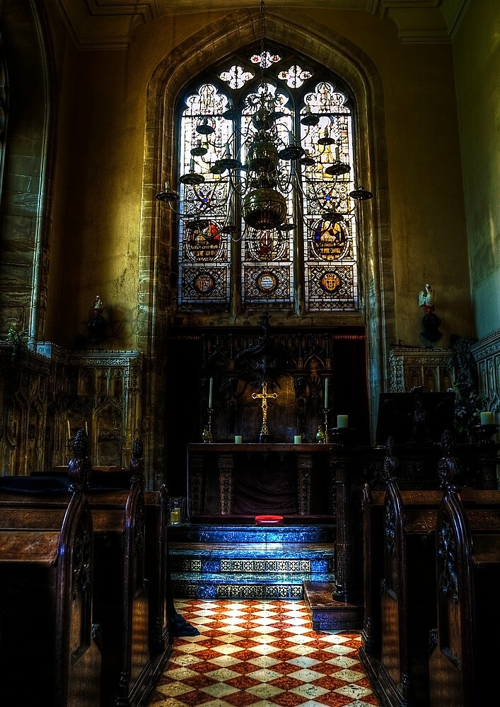 Chapel by Svetlana Sewell