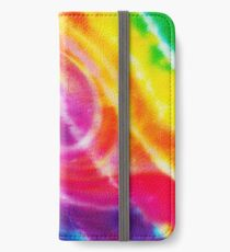 Rainbow Tie Dye 1 iPhone Wallet/Case/Skin