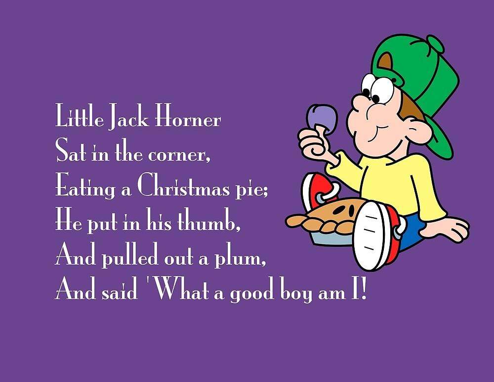 Little Jack Horner by KrossKiwi