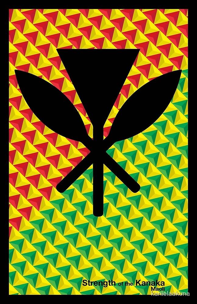 Strength of the Kanaka Maoli by kanielaakuna