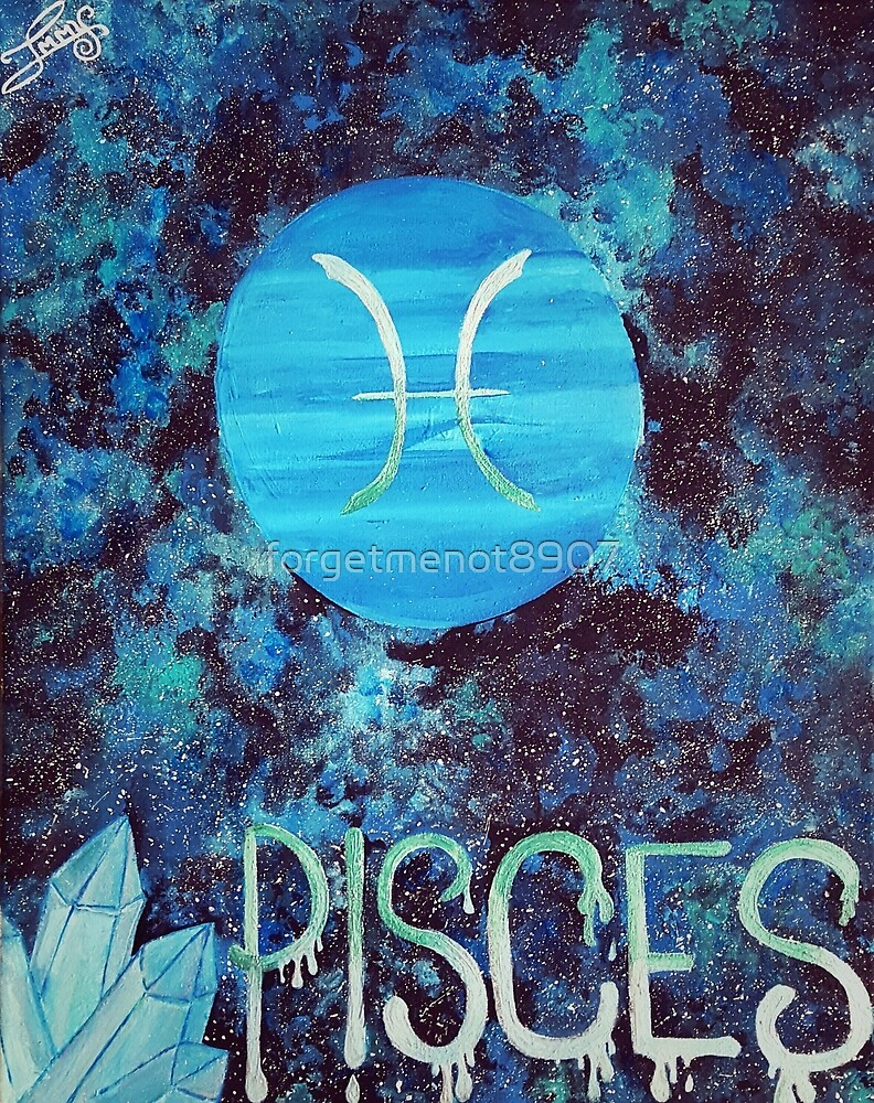 Pisces Original by Jamie Tenny