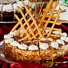 Cheesecake Extrodinaire by phil decocco