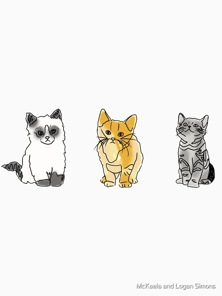 Katze Tumblr Zeichnungen von Simonsdesign