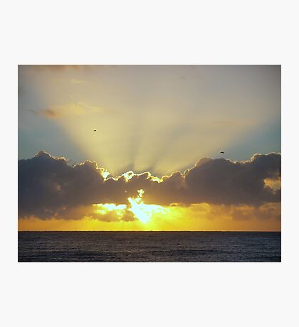 Heaven Sent Photographic Print