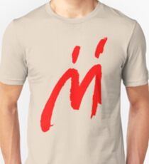 Graffiti de Delfino Unisex T-Shirt