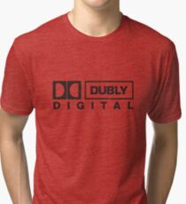 Spinal Tap - Dubly Digital Tri-blend T-Shirt