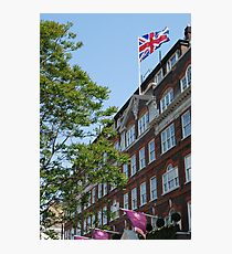 God save the Goring Photographic Print
