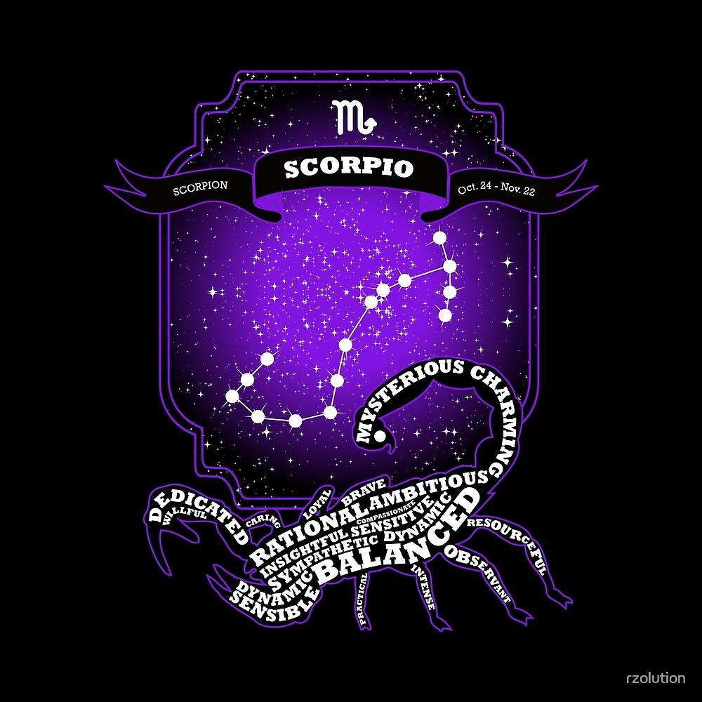 Scorpio by rzolution