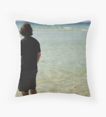 What a Breathtaking View Throw Pillow
