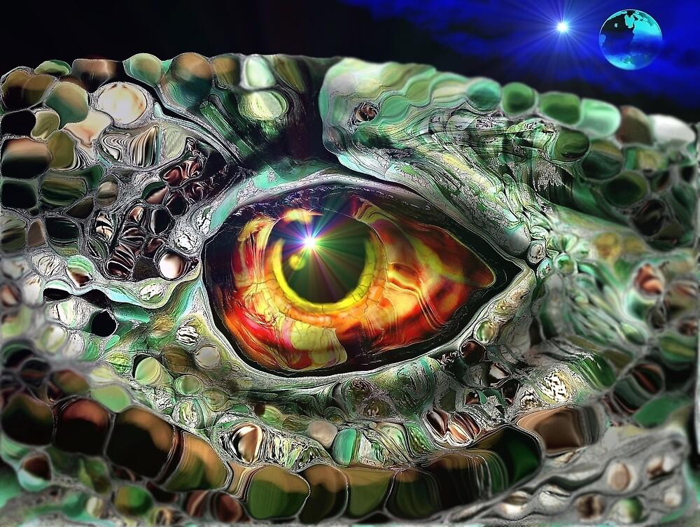 I Reptile by uepa arts