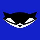 Sly Cooper (Black) by Mirisha