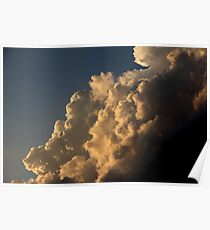 Cloud Landslide  Poster