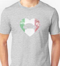 I Heart Fiat 500s T-Shirt