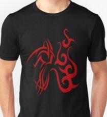Swirls, tattoo style pattern T-Shirt