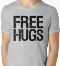 Free Hugs Men's V-Neck T-Shirt