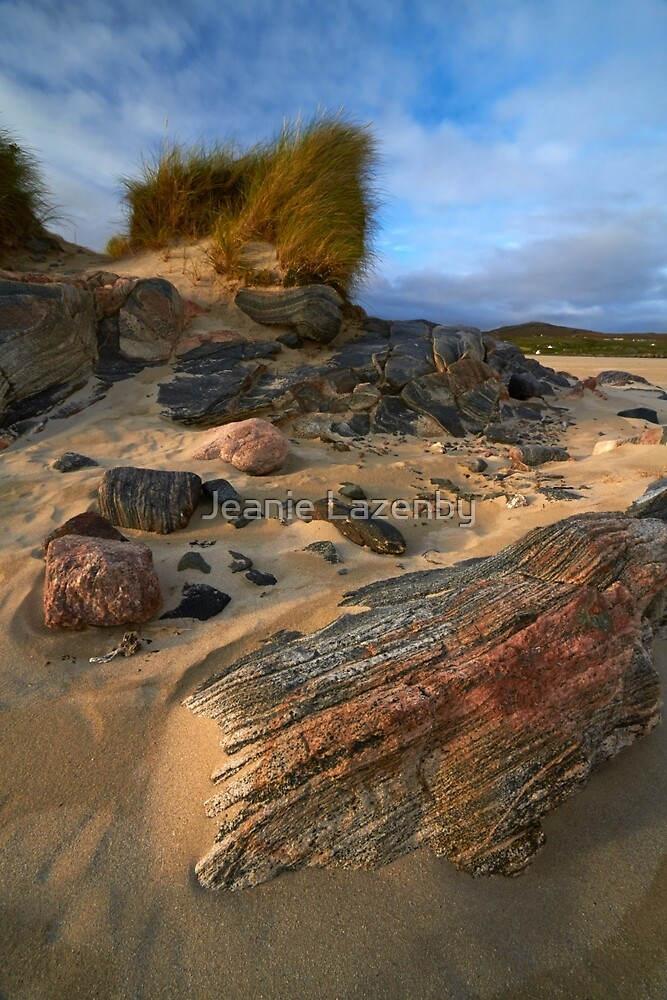 Uig Formations by Jeanie