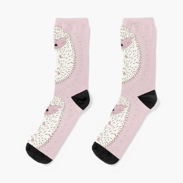 Baby hedgehog Socks