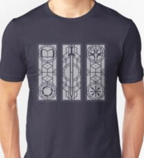 Library Windows T-Shirt