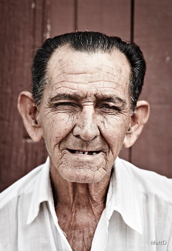 Cuban Gent by MattD