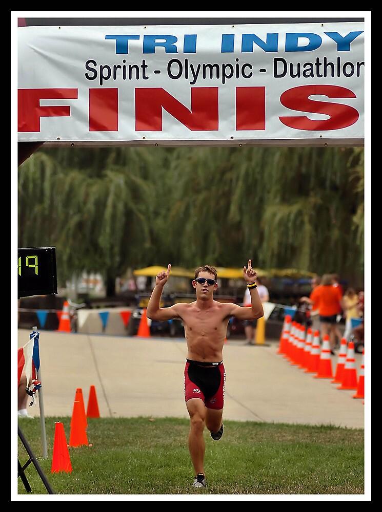 Tri-Indy Sprint-Olympic -Duathlon 1 by Oscar Salinas