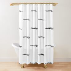 As You Wish Shower Curtain