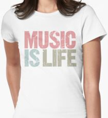 Music is Life (Special Edition) T-Shirt