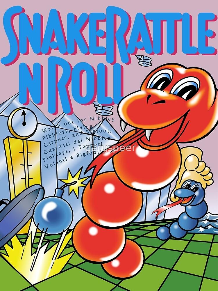 snake rattle n roll by garyspeer