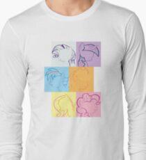 6 Main_squares 2 T-Shirt