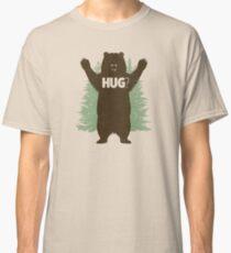 Bear Hug (Light) Classic T-Shirt