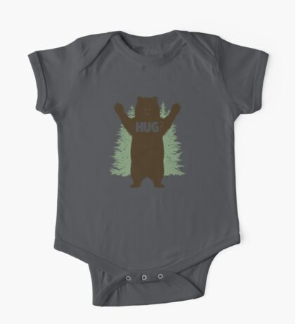 Bear Hug (Light) Kids Clothes