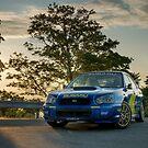 WRC Sunrise by Rob Smith
