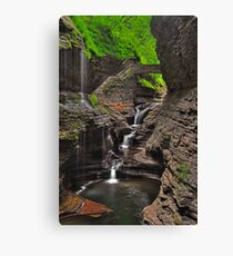 The Glen Canvas Print