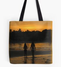Beach Attractions Tote Bag