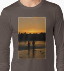 Beach Attractions Long Sleeve T-Shirt