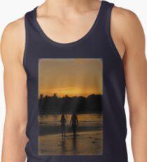 Beach Attractions Men's Tank Top