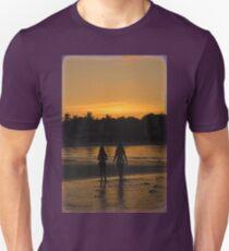 Beach Attractions Unisex T-Shirt