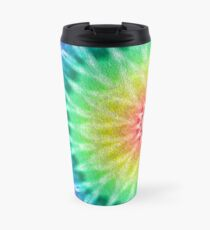 Rainbow Tie Dye 2 Travel Mug