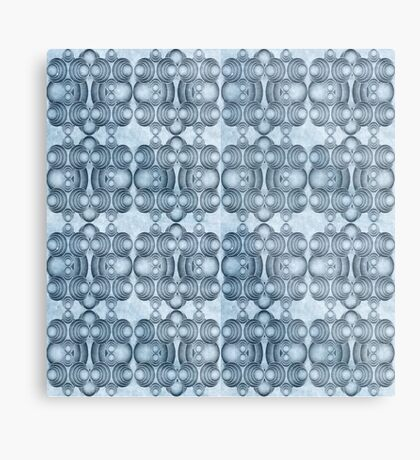 pattern #9 Metal Print