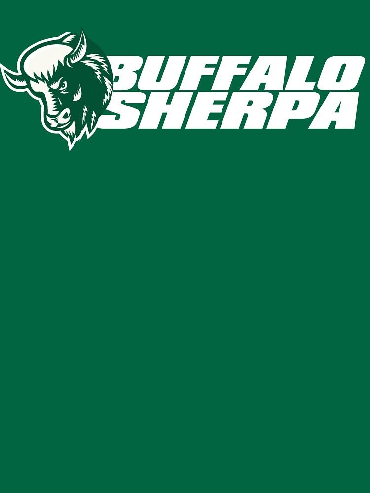 Buffalo Sherpa by sid05